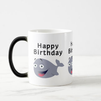 Whale of a Time - Happy Birthday Mugs