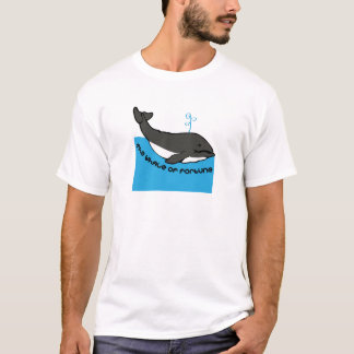 Whale Of Fortune T-Shirt
