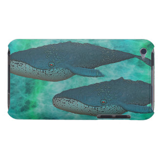 WHALE PAIR BARELY THERE iPod COVERS