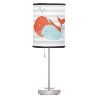 Whale Pals Table Lamp