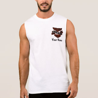 Whale Rider Sleeveless Shirt