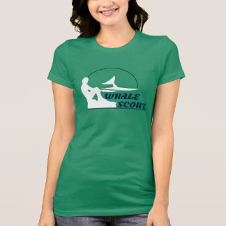 Whale Scout T-shirt