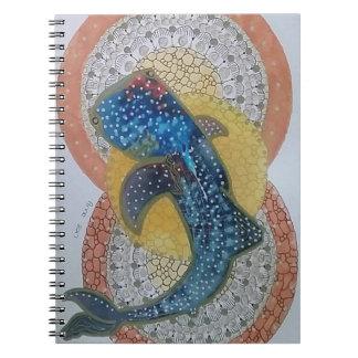 Whale shark notebooks