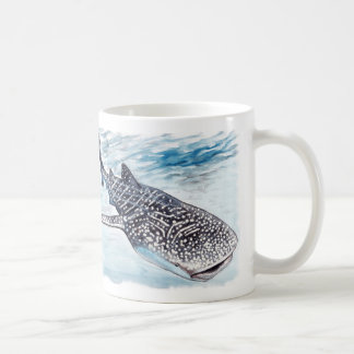 Whale Shark Original Artwork Mug