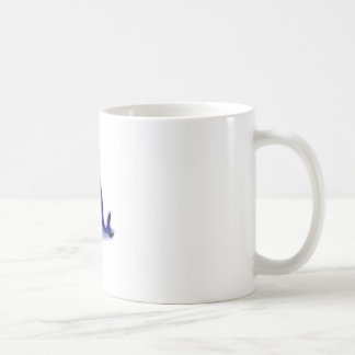 whale ship tipping coffee mug
