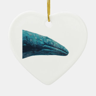 Whale Song Ceramic Ornament