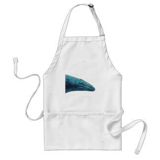 Whale Song Standard Apron
