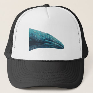 Whale Song Trucker Hat