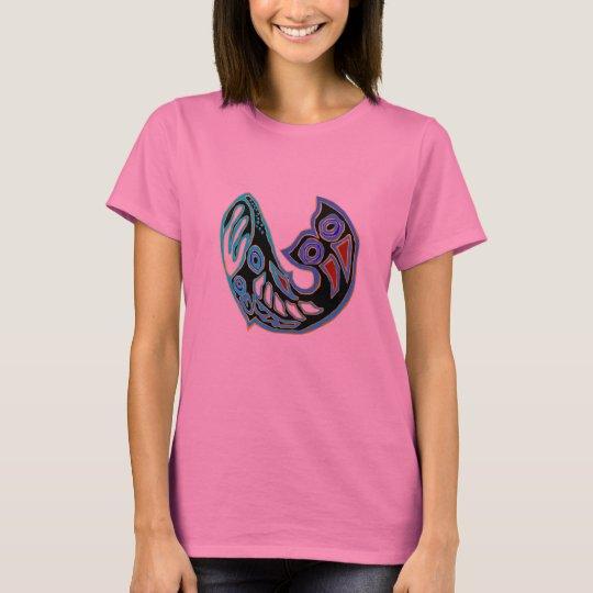 Whale Symbol T-Shirt