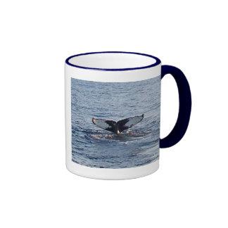 Whale Tail Mug