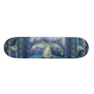 whale tail skateboard