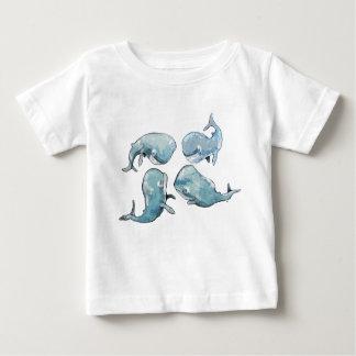 Whale Talk Baby T-Shirt