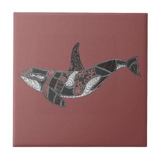 Whale Tile