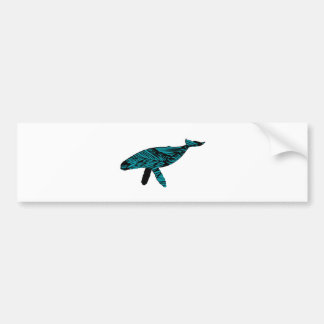 Whale Watch Bumper Sticker