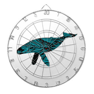 Whale Watch Dartboard