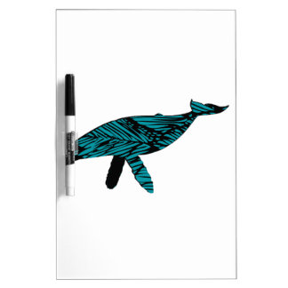 Whale Watch Dry Erase Board