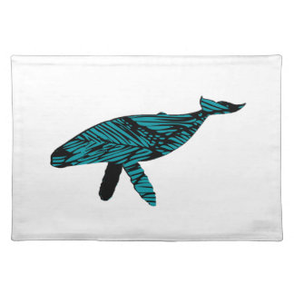 Whale Watch Placemat
