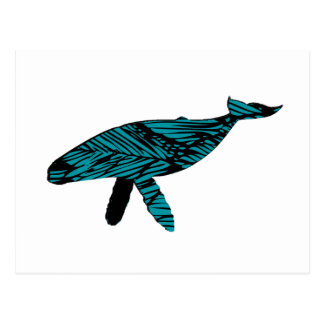 Whale Watch Postcard