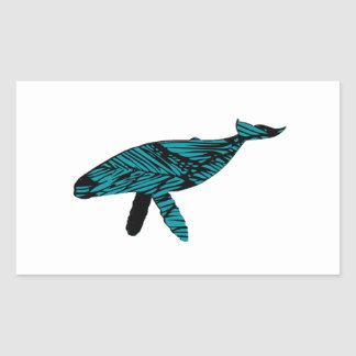 Whale Watch Sticker