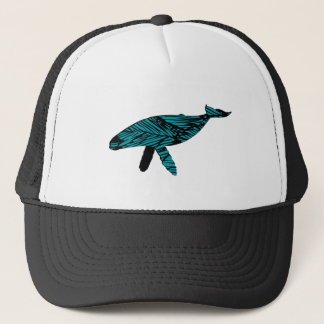 Whale Watch Trucker Hat