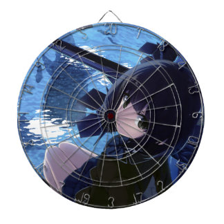 Whale Watcher Dartboard
