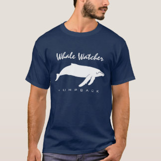 Whale Watcher - Humpback T-Shirt
