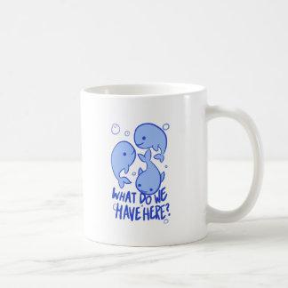 Whale Whale Whale What Do We Have Here Coffee Mug