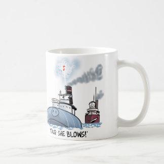 Whaleback Coffee Mug