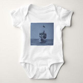 Whaleback Passenger Steamer Christopher Columbus Tee Shirt