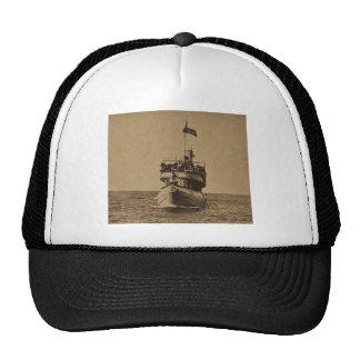 Whaleback Passenger Steamer Christopher Columbus Trucker Hat