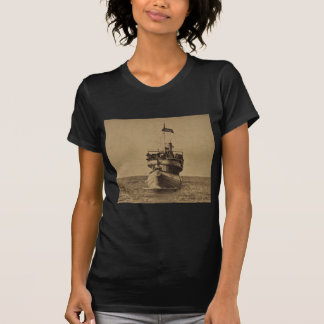 Whaleback Passenger Steamer Christopher Columbus T-shirt