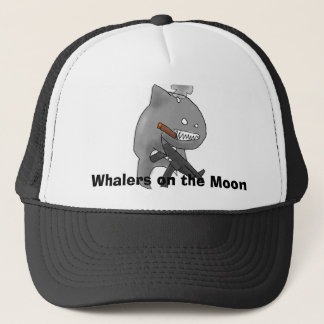 Whalers on the Moon hat