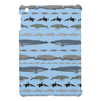 Whales Cover For The iPad Mini