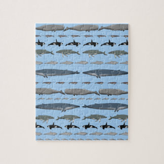 Whales Jigsaw Puzzle