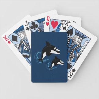 whales poker deck
