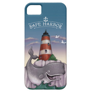WHALE'S SAFE HARBOR iPhone 5 CASES