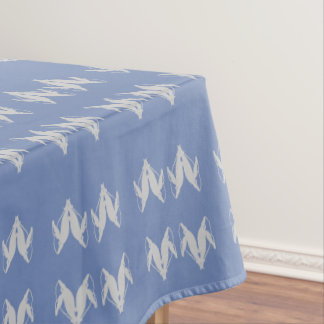 Whales Tablecloth