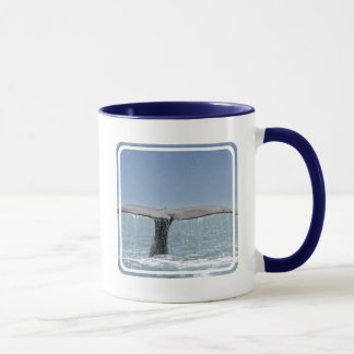 Whale's Tail  Coffee Mug