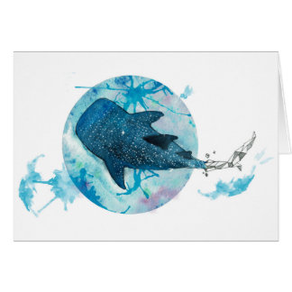 Whaleshark Card