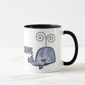 whaling really blows mug