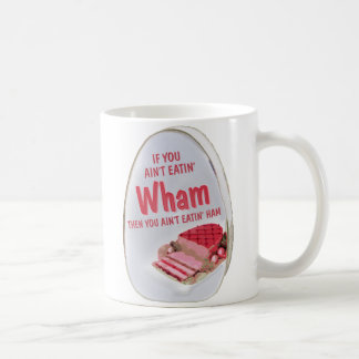 Wham Ham mug