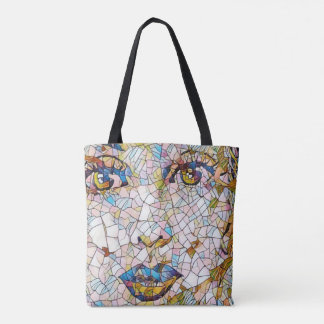 What a Doll (Mosaic) Tote Bag