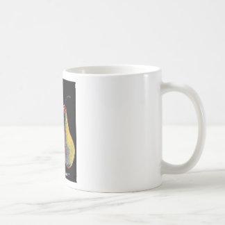 what a pair-dark classic white coffee mug