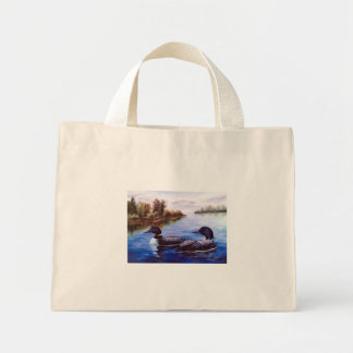 What A Pair Mini Tote Bag