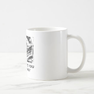 What Are You Reading Urizen Coffee Mug