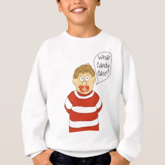 What candy cane?  Funny Humor Christmas Shirt
