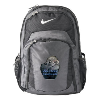 What Chew Lookin At?   Nike Backpack