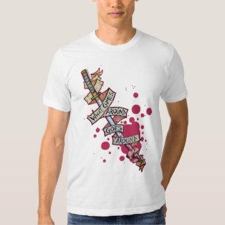 What Comes Around Goes Around T Shirts