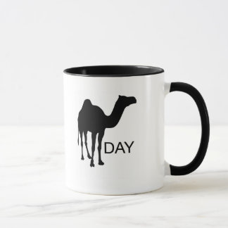 What day is it... Wednesday! Hump Day! Mug