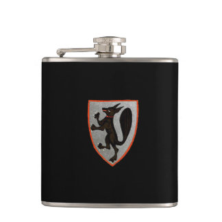 What did the fox say? flasks